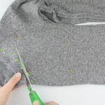 How to Cut Sweatshirts