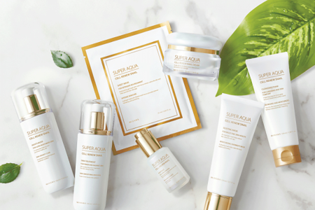 Anti-Aging and Snail Beauty Products